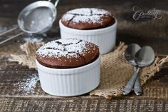 Chocolate Soufflé :: Home Cooking Adventure