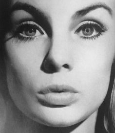 Jean Shrimpton photographed by David Bailey for Glamour October 1963 (Thanks to Jane Davis)