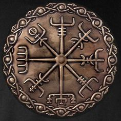 Vikings used a number of ancient symbols based on Norse mythology. Symbols played a vital role in the Viking society and were used to represent their gods, beliefs and myths. Some Viking symbols remain mysterious and their meaning is still unknown, but there are also many ancient symbols that have clear messages. In this top list we examine some of the most powerful and significant Viking symbols and take a look at the meaning behind them.