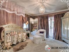 luxury baby room design  How To Decorate A Baby Room ?