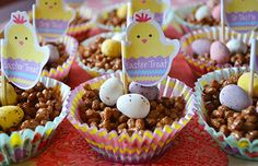 #Easter Chick #Cakes