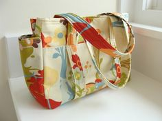 Custom Diaper Bag by WatermelonWishes on Etsy, $87.00