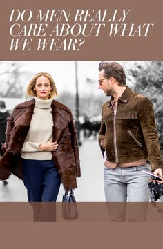 """Though it is every woman's right to wear the fashion choice as she so desires, there is a curious question, """"do men really care about what we wear?"""" Here at Zindigo, we have interviewed 4 gentlemen to get their take on how they percieve women's fashion. Use code MENWEAR1 for $35 off a $100 purchase, valid 2/29-3/7."""