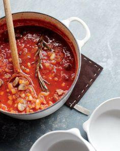 White Bean and Mushroom Stew Recipe