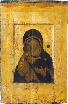"""ARTinvestment.RU English / Exhibitions of works of art / """"Andrei Rublev. Feat iconography """"in the State Tretyakov Gallery"""