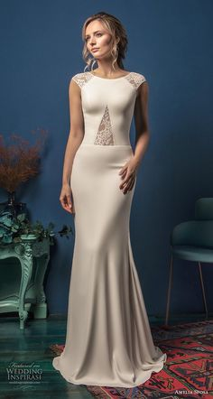 183c952fe61 222 Best Stunning Minimalist Haute Couture Wedding Dresses images in ...