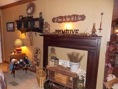 manufactured home decorating - living room