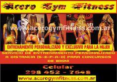 Entrenamiento Personalizado a Distancia para Concursos de Bikini - http://acerogymfitness.com.ar/entrenamiento-online-bikini-fitness-argentina/entrenamiento-personalizado-distancia-bikini/