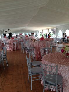 A fantastic #tent party for over 250 people.