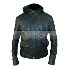 Mission Impossible 4 Tom Cruise Ghost Protocol Leather Jacket it is also a movie jacket of Ghost Protocol.This leather jacket also made the best quality.it's have 3 pockets.This jacket is zippier & also hood.