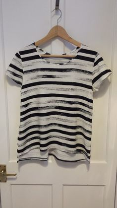 Grainline Scout tee made with Gust in Rayon by Cotton + Steel
