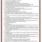 Classroom Etiquette Handout for Middle School and High School. Teach classroom behavior and classroom expectations. Students will have no excuses a...