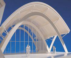 Galeria de Bodegas Protos / Richard Rogers   Alonso y Balaguer - 17