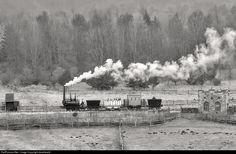 RailPictures.Net Photo: Beamish Museum Steam 0-6-0 at Gateshead, United Kingdom by davehewitt