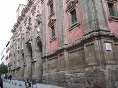 Iglesia de San Cayetano y San Millan de Madrid España