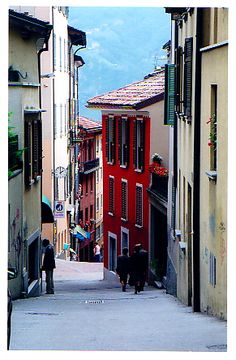 hoping to see Lugano, Switzerland one day! (Swiss with Mediterranean flair)#Repin By:Pinterest++ for iPad#
