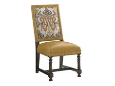 Tommy Bahama Home | Kilimanjaro Collection | 552-880-01 Cape Verde Upholstered Side Chair | MacQueen Home