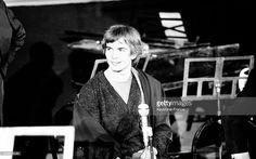 Le danseur Rudolf Noureev répète au Palais des Sports de Paris, France le 25…