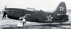 Sukhoi Su-5 (1945) mixed propulsion interceptor prototype