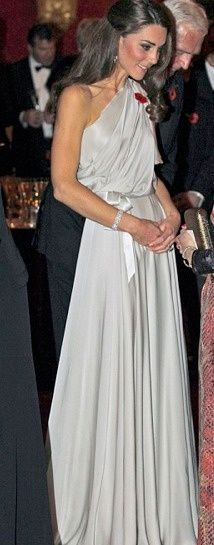 Oh, never mind the fashion. When one has a style of one's own, it is always 20 times better. Kate Middleton.