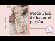 Dress Sewing Patterns, Clothing Patterns, Diy Clothes Videos, Sewing Projects For Beginners, Diy Dress, Sewing Techniques, Frocks, Girl Fashion, Formal Dresses