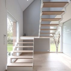 Escalier métallique, verre ou bois à Lille Nord - Lauridant