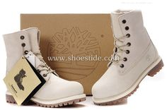 Timberland Make It Bettersuper Super Women\'s Hiking shoes White, Enough fashion but floor price! See it at www.shoestide.com. Free shipping now!