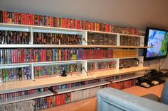 the gaming room of all gaming rooms