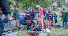 Ultra crew. Successful ultra crewing is about more than just food and electrolytes. Here are some tips for crewing your friend and their next race.