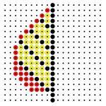 bladeren Kralenplank Art Activities, Pixel Art, Holiday, Pattern, School, Polka Dot, Autumn, Miniatures, Plants