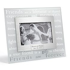 Thank your girls for the memories with this modern, sophisticated frame.  $14.95/each #wedding #gift