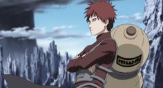 Gaara - the Kazekage of the Village Hidden in the Sand