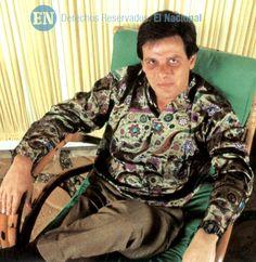 Década 80. Marco Antonio Lacavalerie (hijo). Fuente: Cuentos y Recuentos de la Radio en Venezuela por Oswaldo Yepez. -- Fundación Neumenn. (ARCHIVO EL NACIONAL)