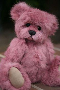 Mandy Angora OOAK by By Kimbearlys | Bear Pile