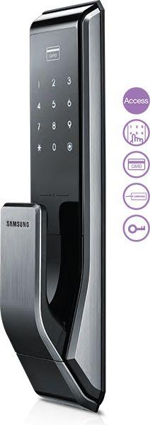samsung smart door lock