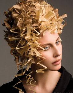 7 best Unusual Hairstyles images on Pinterest | Costumes, Avant ...