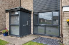 Aluminium Doors from County Home Improvers come in various styles, colours and finishes, but always with the finest level of service.