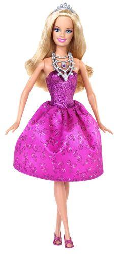 Barbie Modern Princess Barbie Doll