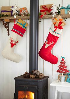 justinlovewithberni - Scandinavian Christmas Decorating Ideas - justinlovewithberni