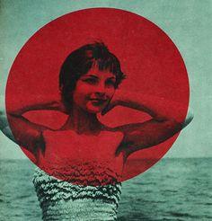 """""""Ty i Ja"""" 1960 nr. 3, Fot. Marek Holzman Wystawa Sweet 60's"""