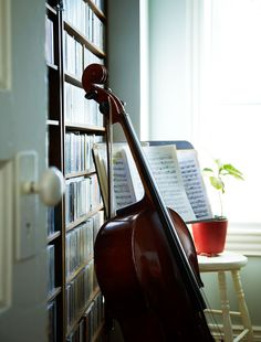 arte e música! covet garden - blog - Jenn Hannotte on How Music Makes the Home