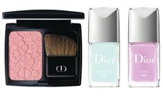 Dior Glowing Gardens Spring 2016 Collection – Beauty Trends and Latest Makeup Collections | Chic Profile