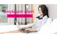 Favorable Loan Offer with Easy Repayment Option - Apply with 30 day payday loans