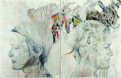 "Belinda Fox ""Tourist"", Art House Gallery | Art Network Australia"