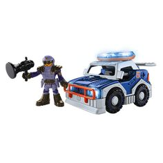 Imaginext® City Police Car - Shop Imaginext Kids' Toys | Fisher-Price