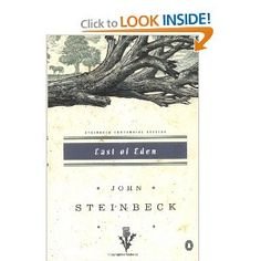 East of Eden - Someday I should read this.