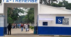 Cerca de 2,5 mil presos da penitenciária Doutor Edgard Magalhães Noronha (Pemano), emTremembé (SP),...