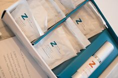 Check out my review of the Z Skin System for Clear Skin.  #beauty #skincare #acne