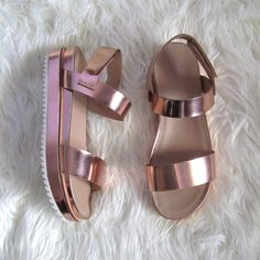 Tendenze Moda Scarpe PE2015 - SS2015 Shoe Fashion Trends - Flatforms