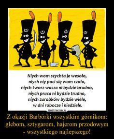 Najlepsze Obrazy Na Tablicy Barbórka Górnik 27 Obrazy